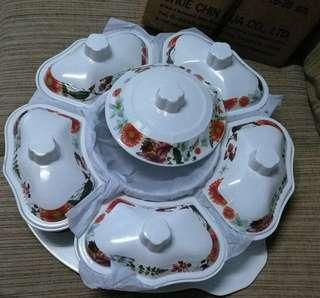 13 PCS PARTY SET MELAMINE (limited edition)