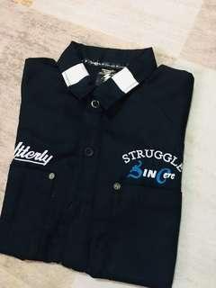 🚚 Struggle Gear 襯衫 #半價衣服市集