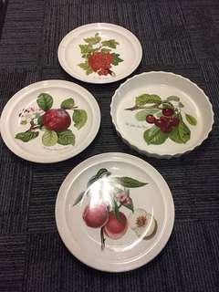 Portmeirion Dinner Plate