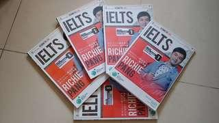 IELTS Special Course (RICHIE PANG) with excise , CD and answer key
