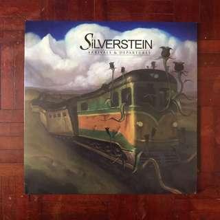 """Silverstein - Arrivals & Departures (2007) 12"""" Vinyl LP"""