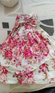 Dress kemben anak