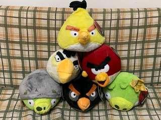 Angry Bird 公仔