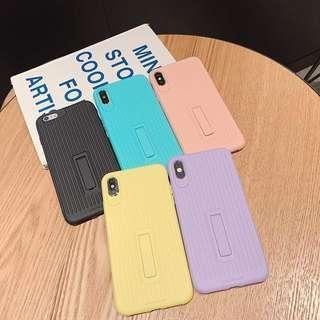 Phone Case (Pastel Luggage)