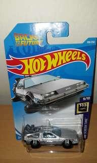 Hot Wheels - Back to the Future Time Machine (Hover Mode)
