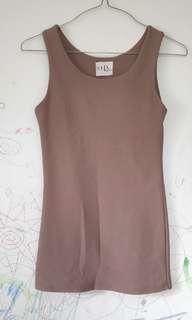 Sleeveless Top Spandex
