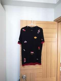 Gucci 超靚料 重工刺繡質料輕薄 舒服 型格上衫