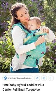 🚚 Emeibaby Toddler carrier