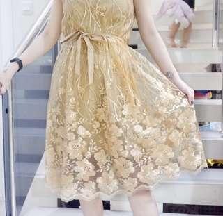 RENT Calie Dress