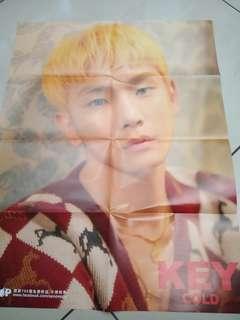 Shinee Key poster