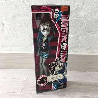 Monster High Doll: Frankie Stein (Pep Rally)