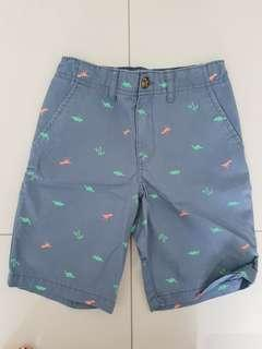 🚚 Carters dinosaur Shorts size 5 & size 7