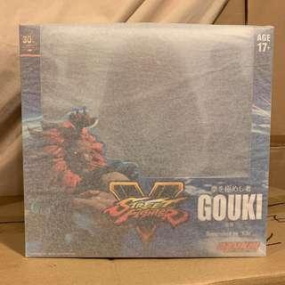 Storm Gouki 豪鬼(SFV ver.) 全新未開.
