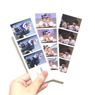 Photostrip design + printing [NOT TAKING ORDERS CURRENTLY]