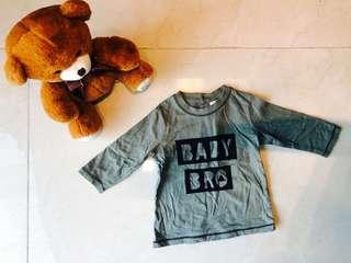 Baby Long Sleeve Tees