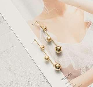 🚚 韓國耳環 925銀針