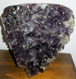 烏拉圭紫晶片,烏拉圭紫晶鎮,920克