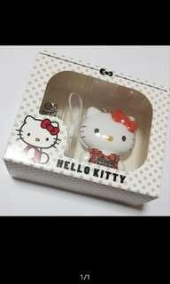 Hello kitty ezlink charm - red brand new in box