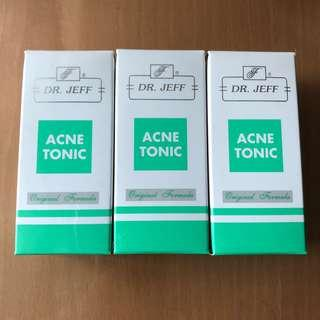 DR. JEFF ACNE TONIC 110 for 1 / 300 for 3