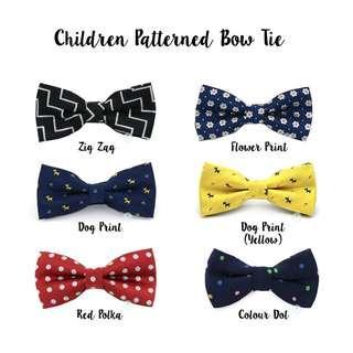 🚚 Children Baby Kids Boy Bow Tie