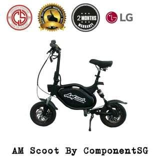 AM Scoot 21Ah Installment Available