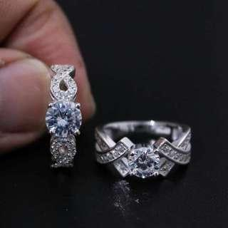 925 Silver Ring (PM SIZE)