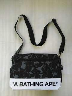 A BATHING APE BAPE ABC DOUBLE STRAP BAG M SHOULDER BAG JAPAN F/S