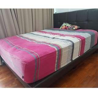 KING BED ($25)