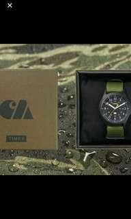 Carhatt x timex watch