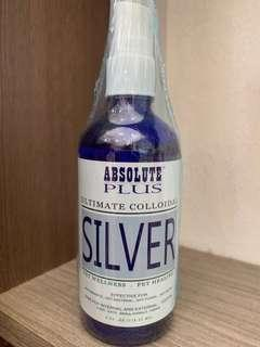 Absolute plus Ultimate colloidal silver (118.25ml)