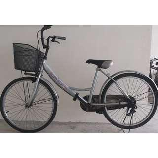 lady bike bicycle Excellent riding condition No repairs needed