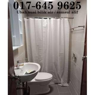 Toilet renovation Kl, Selangor available samsul alif 017-645 9625