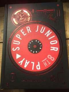SUPER JUNIOR PLAY - BLACK SUIT VERSION