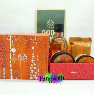 The Body Shop Small Gift Set