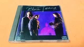 藍戰士 也許明日再遇上 CD 90 年MADE IN AUSTRALIA 舊正版碟 封面是影印