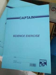 Science graph book