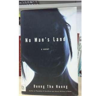 English Novel: No Man's Land