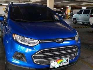 Pre-loved 2015 Ford Ecosport 1.5 Trend Automatic