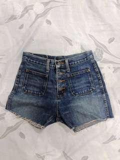 BN Jeans Shorts #makespaceforlove