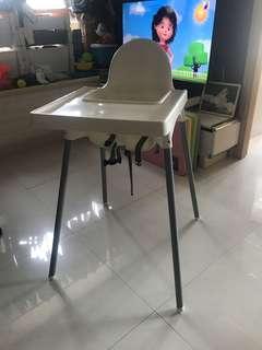 兒童餐凳Ikea