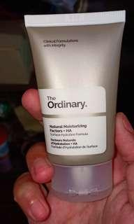 The ordinary moisture