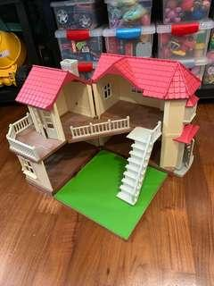 Sylvanian Families house big very good condition