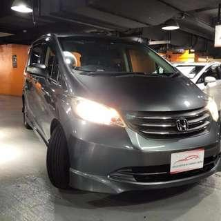 HONDA FREED 2010年