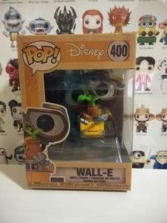 Funko Pop Wall-E Earth Day Exclusive Vinyl Figure Collectible Toy Gift Movie Disney Pixar Cartoon