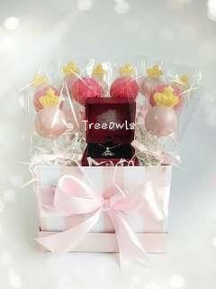 Princess Theme Cake Pop 👸
