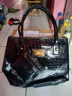 Tas Louis Vuitton Black Edition