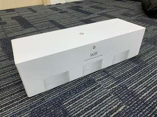 Google Wi-Fi 3-point Package