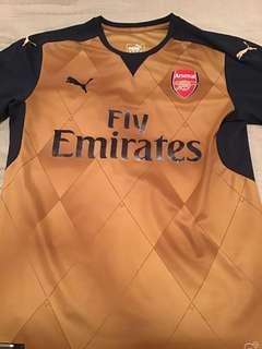 Arsenal 中碼作客