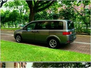 19 - 22 March - Nissan MPV rental at only $65/day