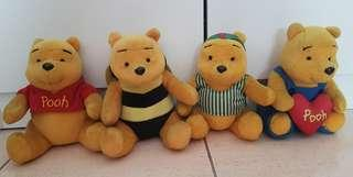 Pooh Plush Toy